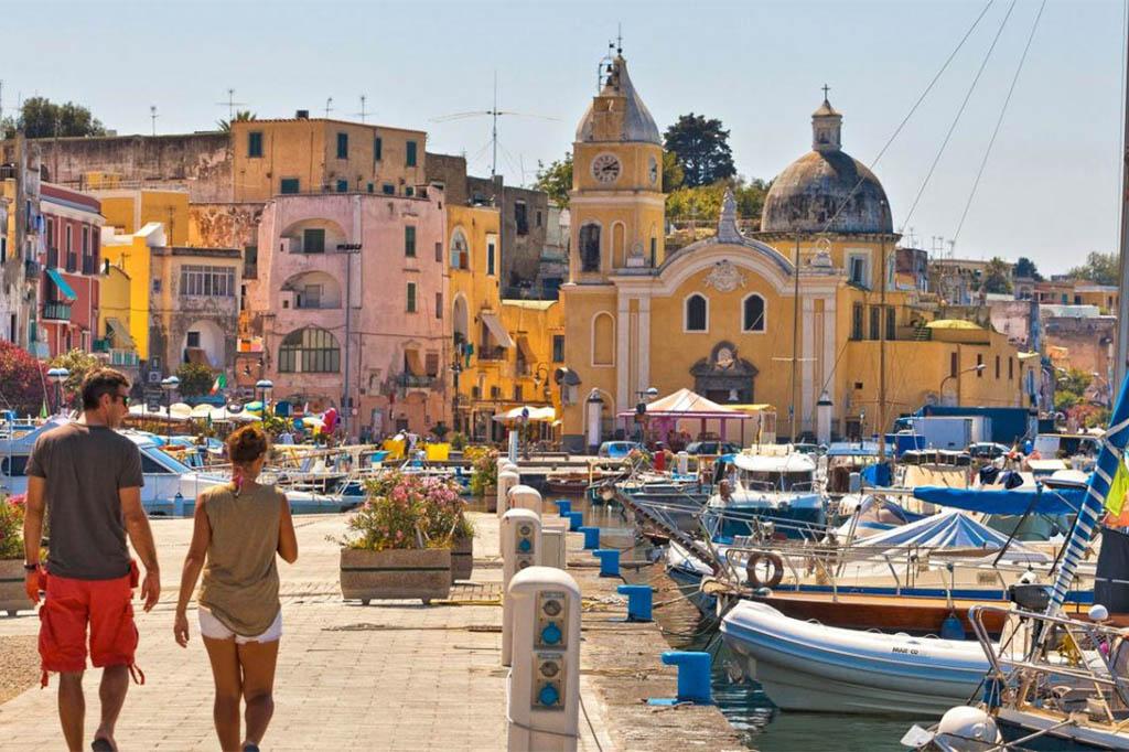 procida Italian Capital of Culture in 2022