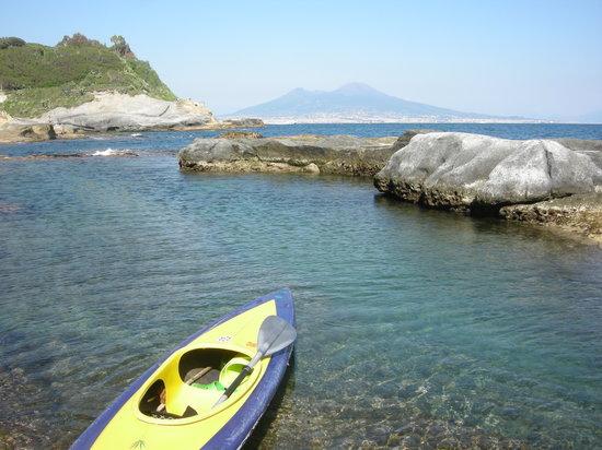 Tour in kayak Napoli