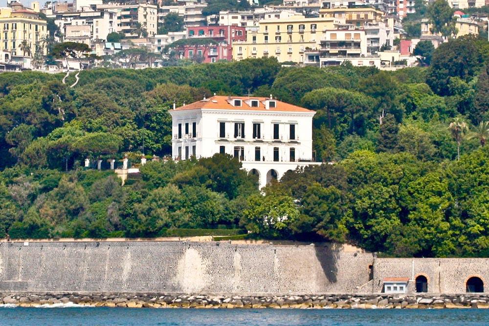 Villa Rosebery Posillipo Napoli