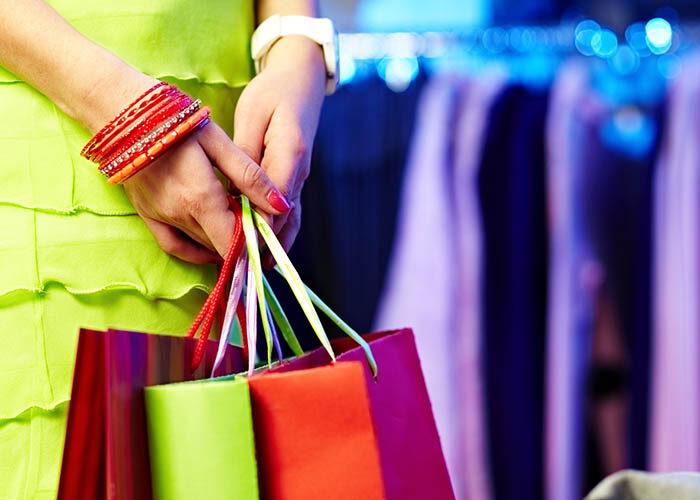 shopping tour napoli