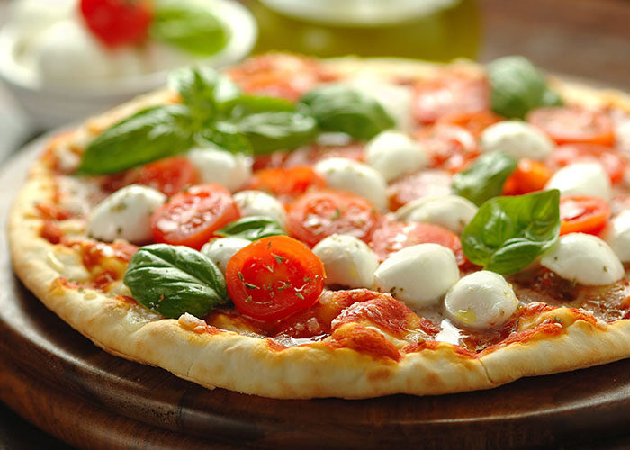 learn to make pizza experience